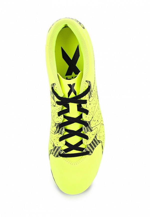 Мужская обувь Adidas Performance (Адидас Перфоманс) B32792: изображение 4