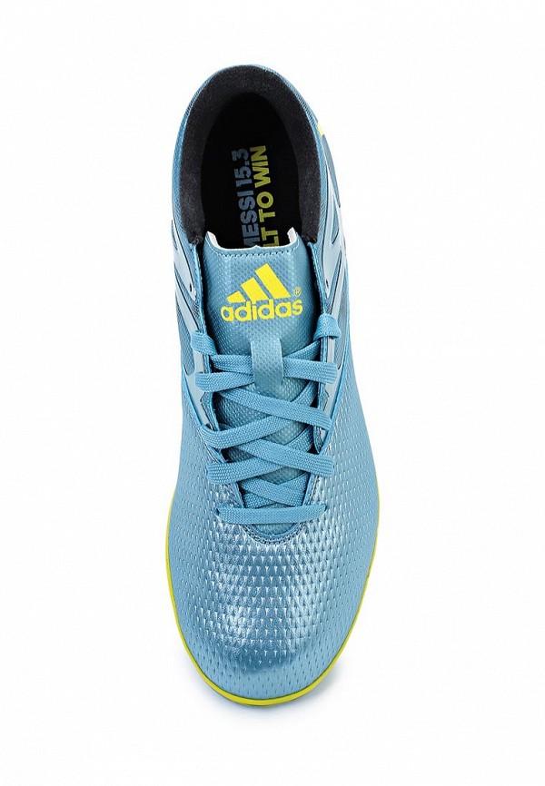 Мужская обувь Adidas Performance (Адидас Перфоманс) B32898: изображение 4