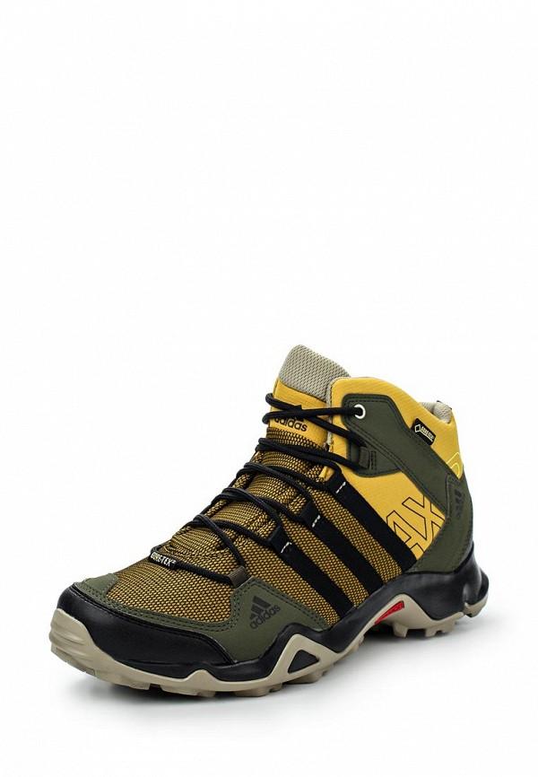 Спортивные мужские ботинки Adidas Performance (Адидас Перфоманс) B33133: изображение 1