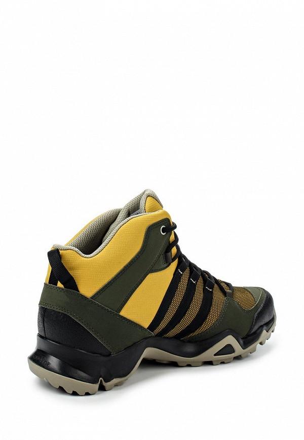 Спортивные мужские ботинки Adidas Performance (Адидас Перфоманс) B33133: изображение 2