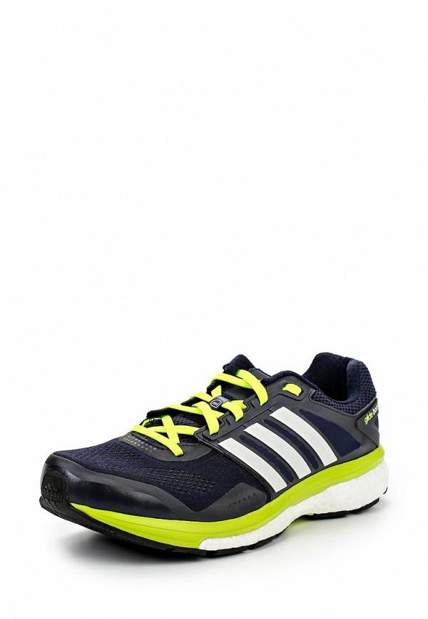 Мужские кроссовки Adidas Performance (Адидас Перфоманс) B33380: изображение 1