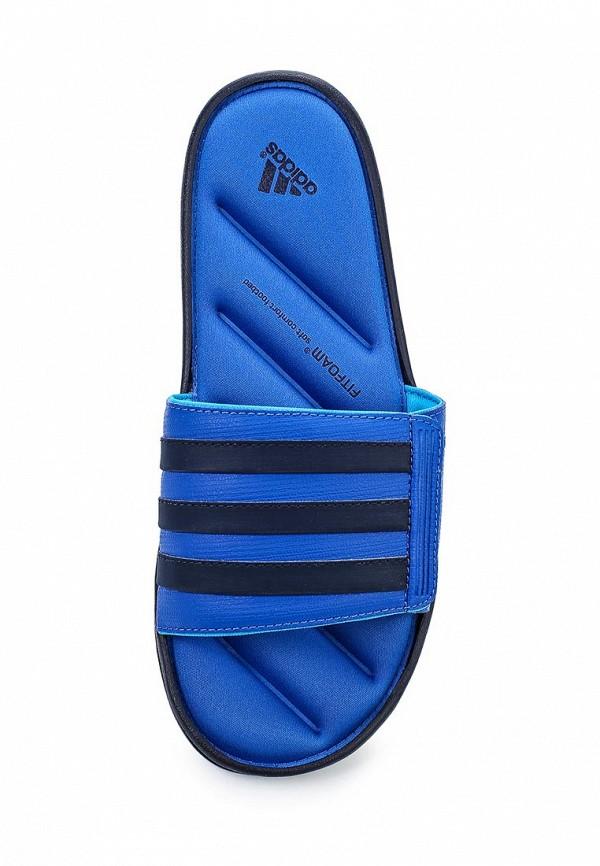 Мужские сланцы Adidas Performance (Адидас Перфоманс) B33585: изображение 4