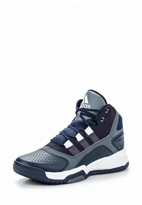 Мужские кроссовки Adidas Performance (Адидас Перфоманс) D69475: изображение 1