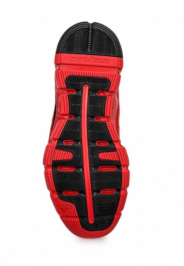 Мужские кроссовки Adidas Performance (Адидас Перфоманс) D69525: изображение 3