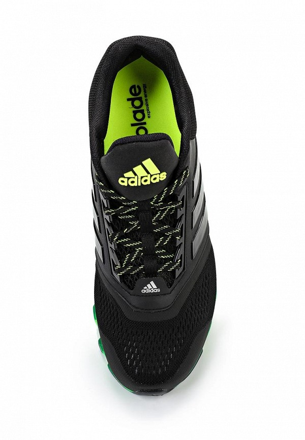 Мужские кроссовки Adidas Performance (Адидас Перфоманс) D69684: изображение 4