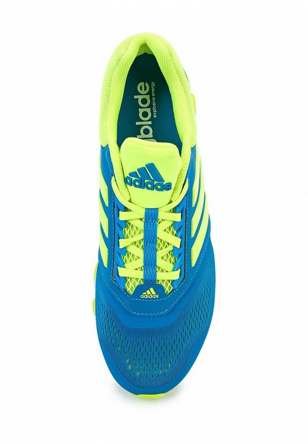 Мужские кроссовки Adidas Performance (Адидас Перфоманс) D69783: изображение 4