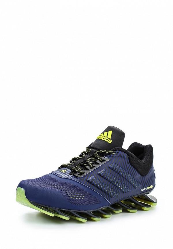 Мужские кроссовки Adidas Performance (Адидас Перфоманс) D69785: изображение 1