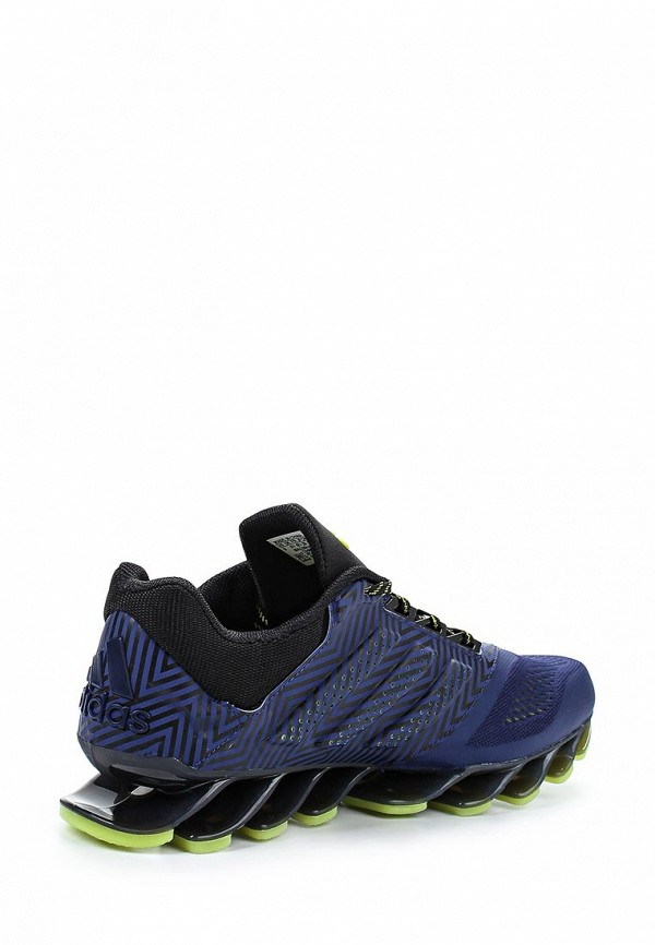 Мужские кроссовки Adidas Performance (Адидас Перфоманс) D69785: изображение 2