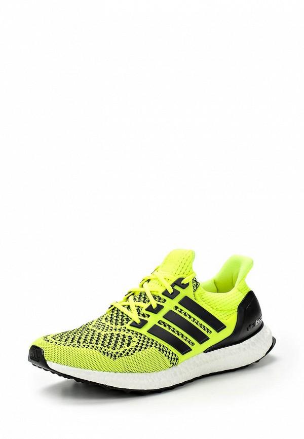 Мужские кроссовки Adidas Performance (Адидас Перфоманс) S77414: изображение 1
