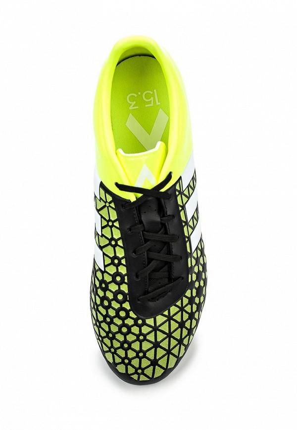 Мужская обувь Adidas Performance (Адидас Перфоманс) B32846: изображение 4