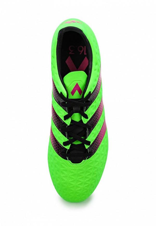 Мужская обувь Adidas Performance (Адидас Перфоманс) AF5145: изображение 4