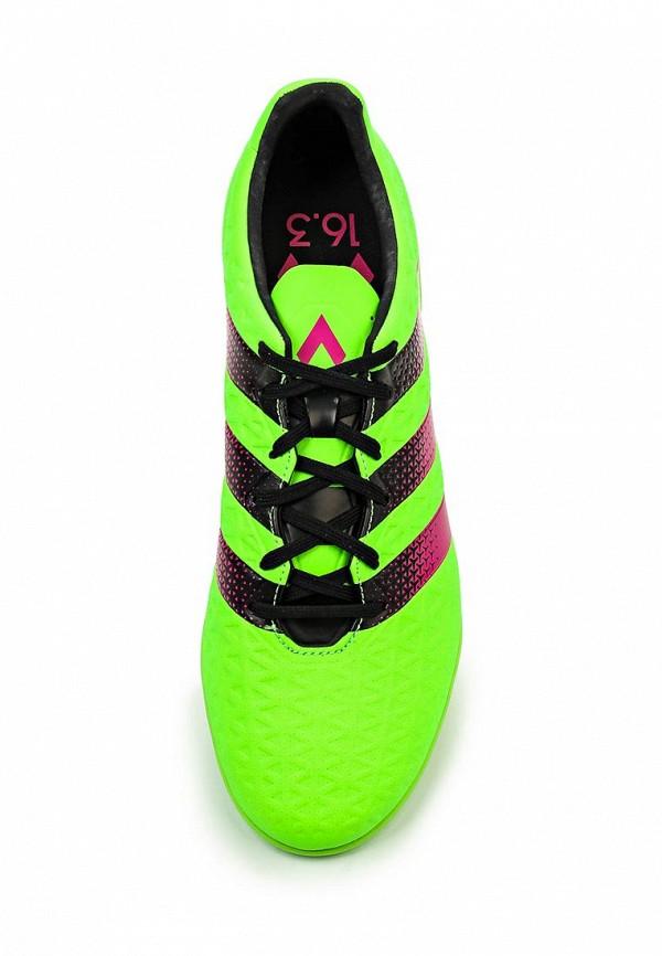 Мужская обувь Adidas Performance (Адидас Перфоманс) AF5179: изображение 4