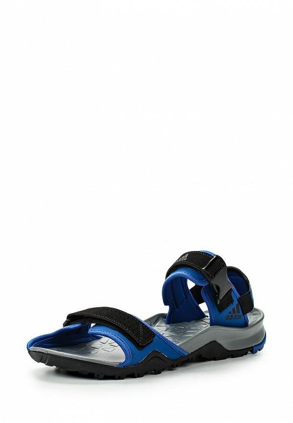Мужские сандалии Adidas Performance (Адидас Перфоманс) AF6091: изображение 1