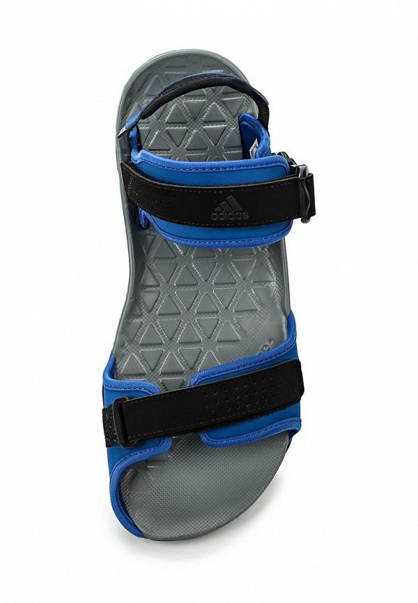 Мужские сандалии Adidas Performance (Адидас Перфоманс) AF6091: изображение 4