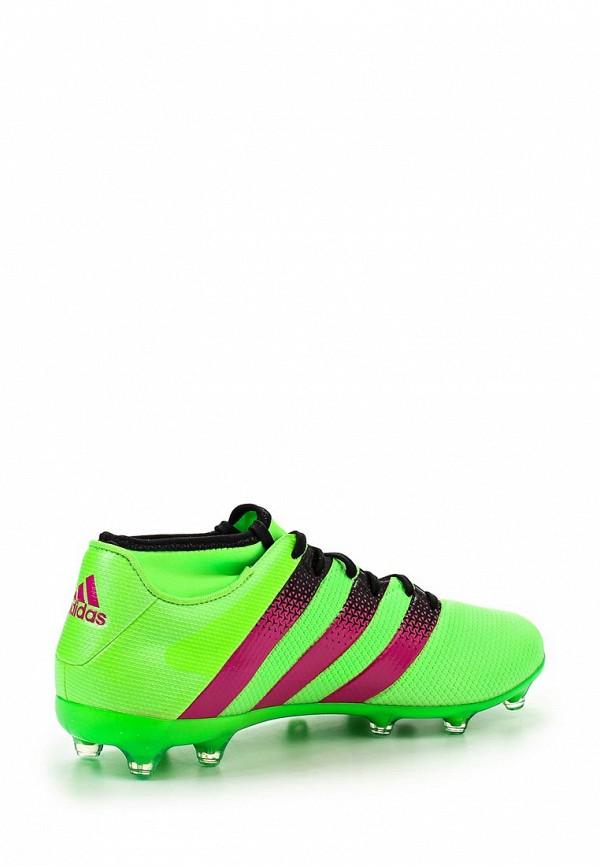 Мужская обувь Adidas Performance (Адидас Перфоманс) AQ2552: изображение 2