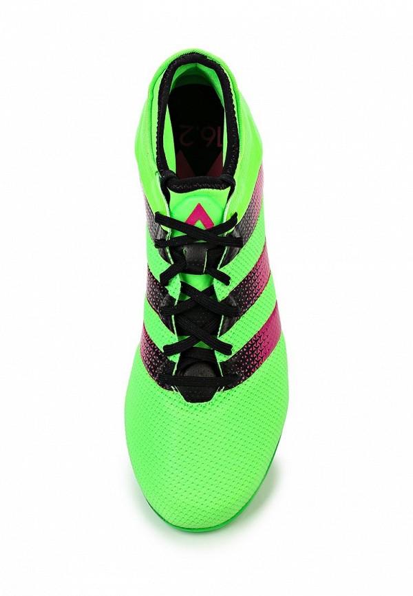 Мужская обувь Adidas Performance (Адидас Перфоманс) AQ2552: изображение 4