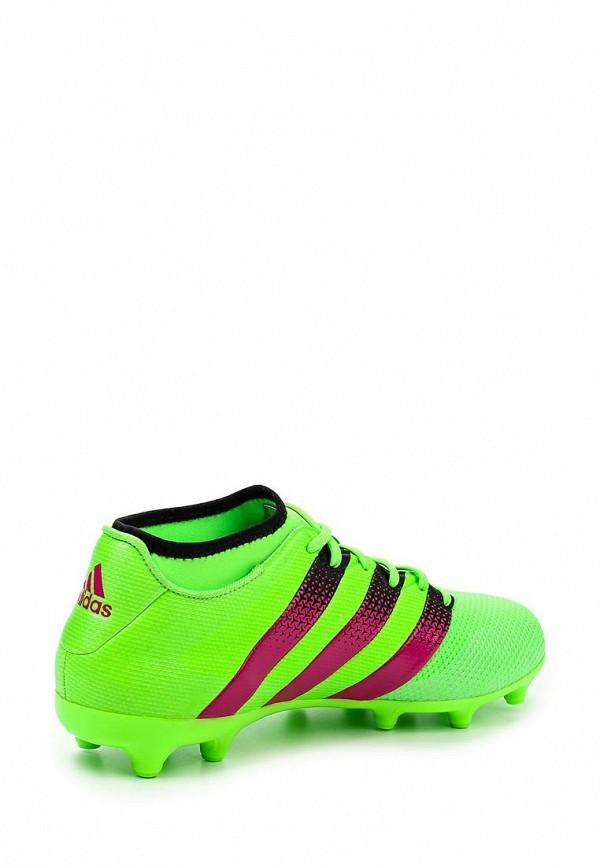 Мужская обувь Adidas Performance (Адидас Перфоманс) AQ2555: изображение 2