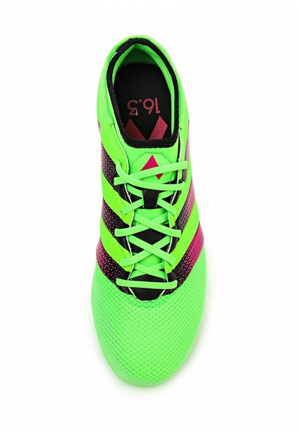 Мужская обувь Adidas Performance (Адидас Перфоманс) AQ2555: изображение 4