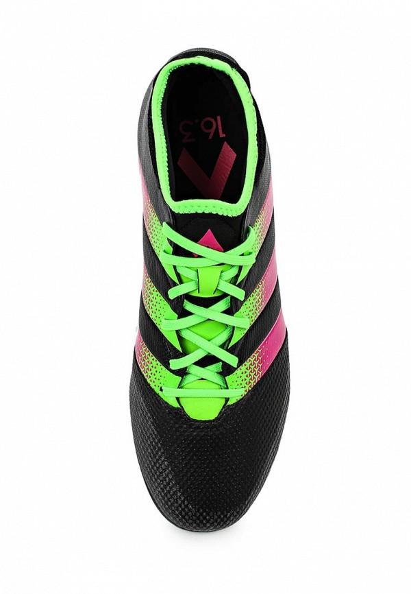 Мужская обувь Adidas Performance (Адидас Перфоманс) AQ2557: изображение 4