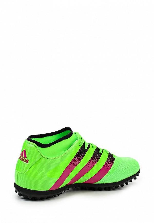 Мужские кроссовки Adidas Performance (Адидас Перфоманс) AQ2562: изображение 2