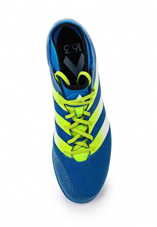 Мужская обувь Adidas Performance (Адидас Перфоманс) AQ2564: изображение 4