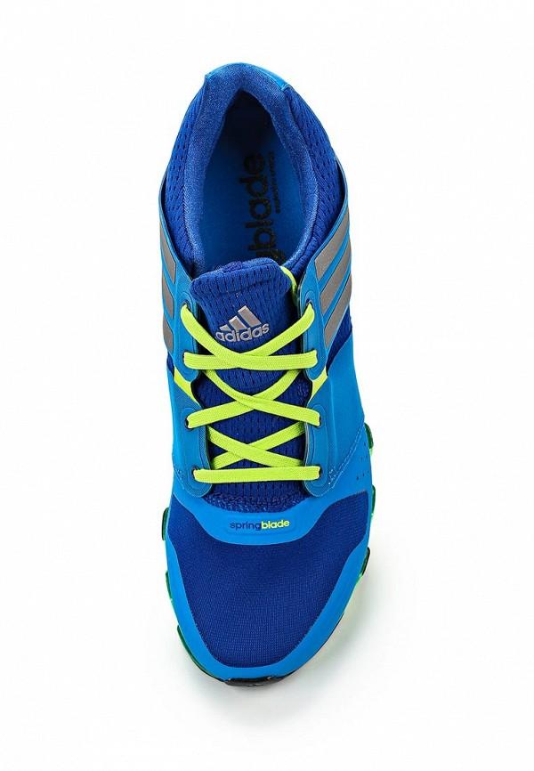 Мужские кроссовки Adidas Performance (Адидас Перфоманс) AQ5242: изображение 4