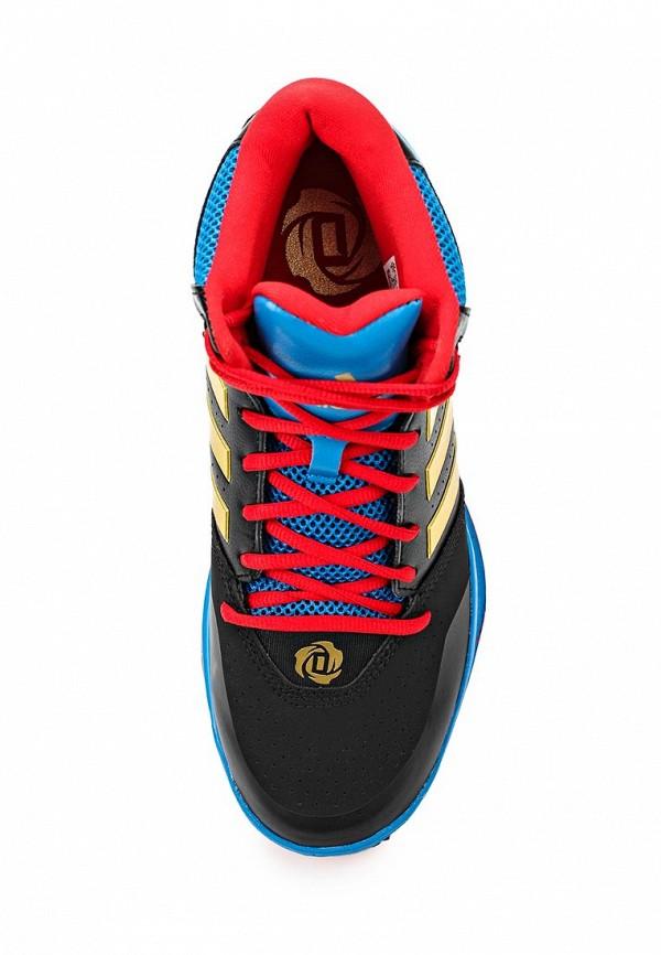 Мужские кроссовки Adidas Performance (Адидас Перфоманс) AQ8489: изображение 4