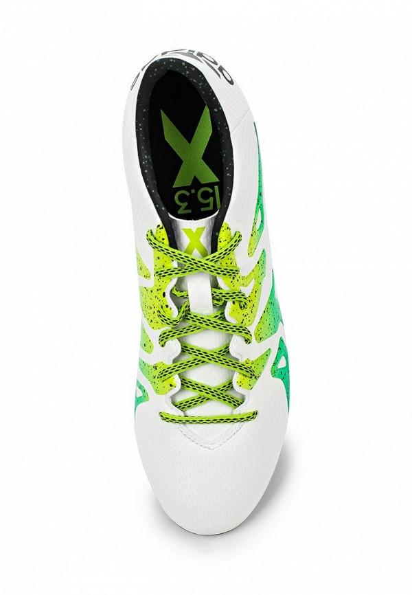 Мужская обувь Adidas Performance (Адидас Перфоманс) S74635: изображение 4