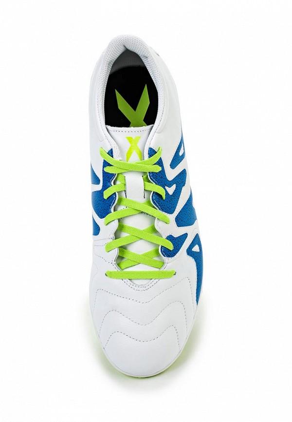 Мужская обувь Adidas Performance (Адидас Перфоманс) S74656: изображение 4