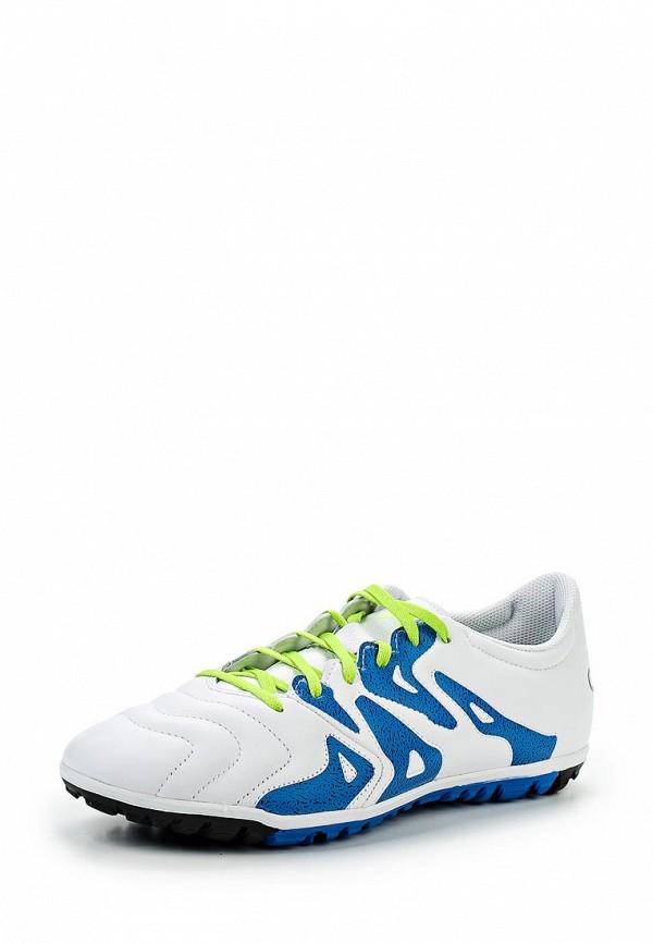 Бутсы adidas Performance X 15.3 TF Leather