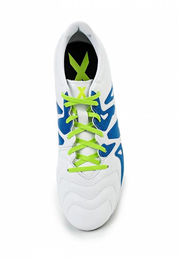 Мужская обувь Adidas Performance (Адидас Перфоманс) S74668: изображение 4
