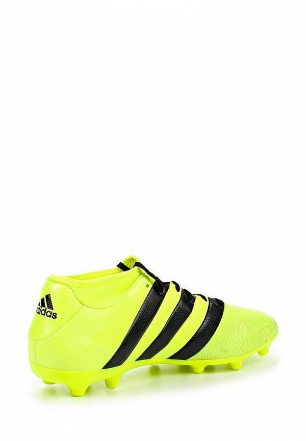 Мужская обувь Adidas Performance (Адидас Перфоманс) AQ3439: изображение 2