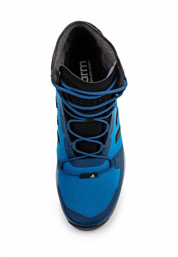 Спортивные мужские ботинки Adidas Performance (Адидас Перфоманс) AQ4114: изображение 4