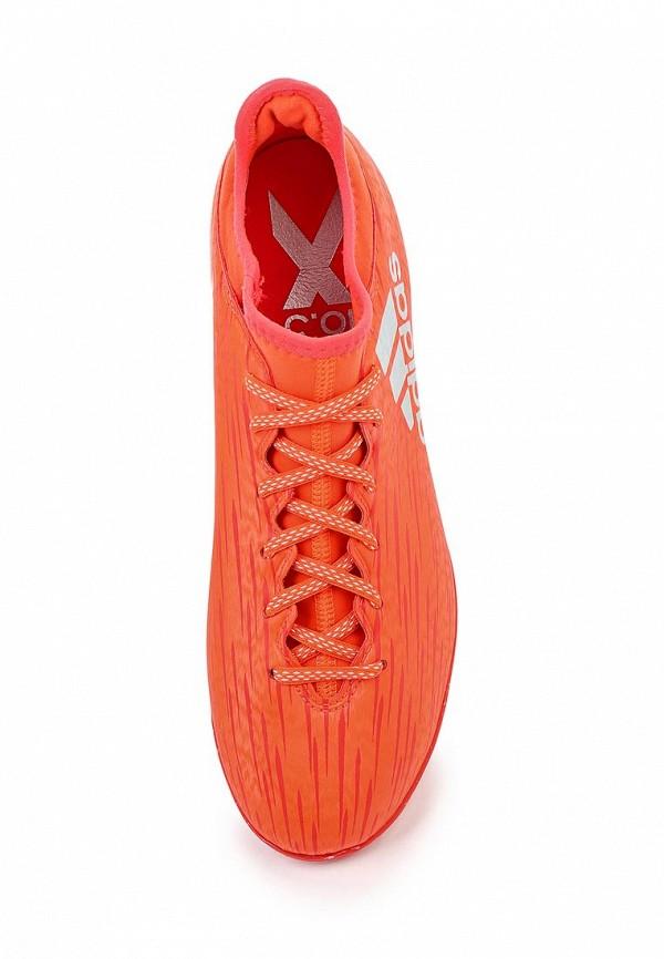 Мужская обувь Adidas Performance (Адидас Перфоманс) S79576: изображение 4