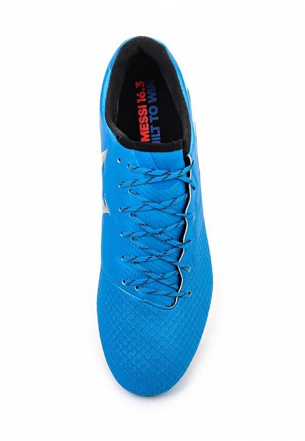 Мужская обувь Adidas Performance (Адидас Перфоманс) S79632: изображение 4