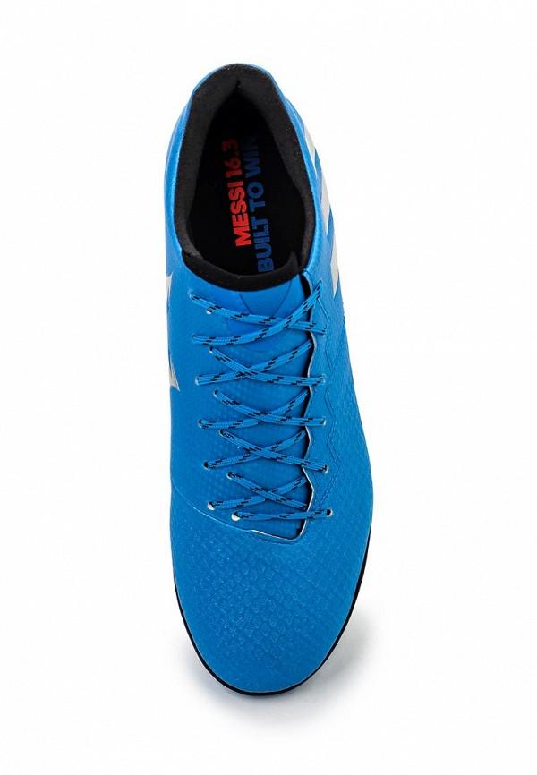 Мужская обувь Adidas Performance (Адидас Перфоманс) S79641: изображение 4