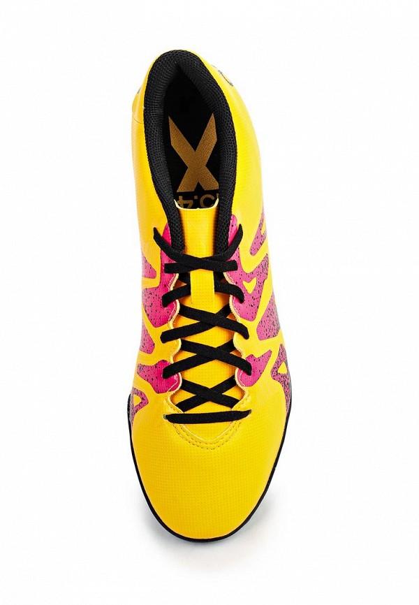 Мужская обувь Adidas Performance (Адидас Перфоманс) S74608: изображение 4