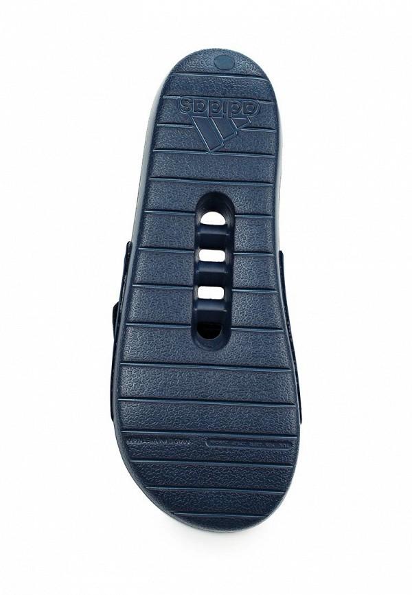 Мужские сланцы Adidas Performance (Адидас Перфоманс) AQ5601: изображение 3