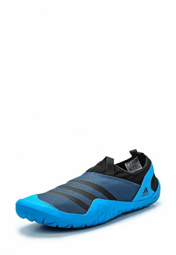 Мужская акваобувь Adidas Performance (Адидас Перфоманс) M29554: изображение 1