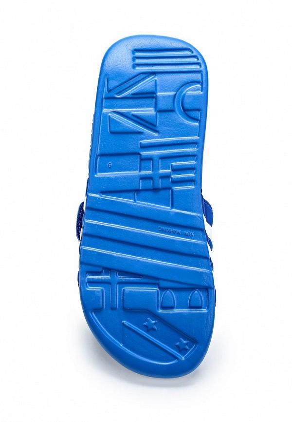 Женские сланцы Adidas Performance (Адидас Перфоманс) B40798: изображение 3