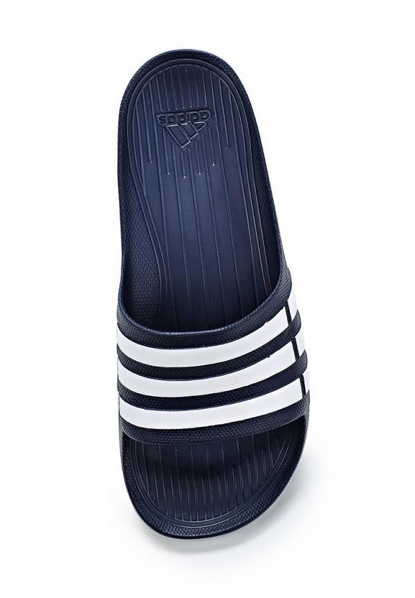 Женские сланцы Adidas Performance (Адидас Перфоманс) G15892: изображение 4