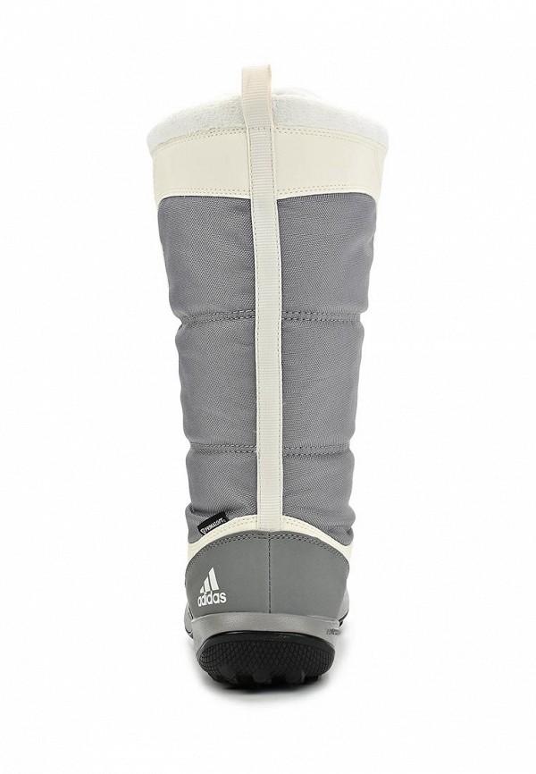Сапоги на плоской подошве Adidas Performance (Адидас Перфоманс) M22747: изображение 3