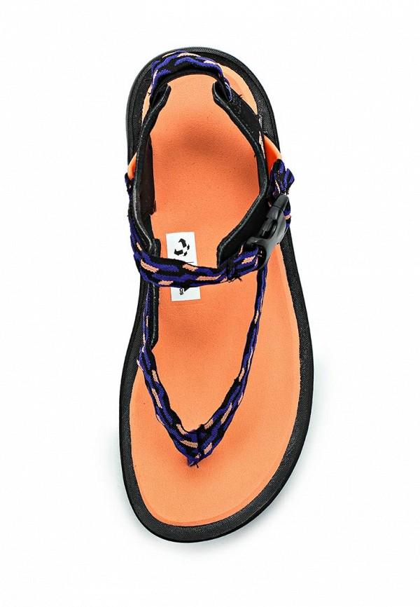 Женские спортивные сандалии Adidas Performance (Адидас Перфоманс) B44198: изображение 4