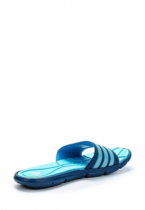 Женские сланцы Adidas Performance (Адидас Перфоманс) F32469: изображение 2
