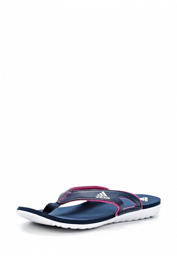Женские сланцы Adidas Performance (Адидас Перфоманс) F33165: изображение 1