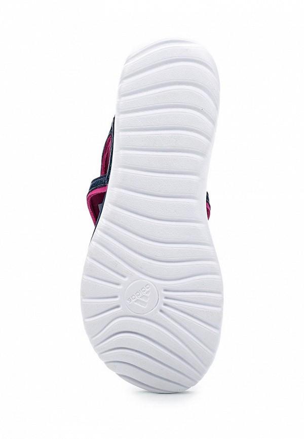 Женские сланцы Adidas Performance (Адидас Перфоманс) F33165: изображение 3