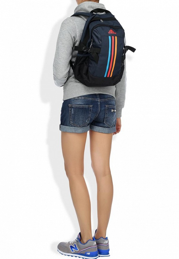 Спортивный рюкзак Adidas Performance (Адидас Перфоманс) F49854: изображение 3