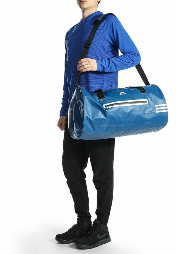 Спортивная сумка Adidas Performance (Адидас Перфоманс) S18197: изображение 4
