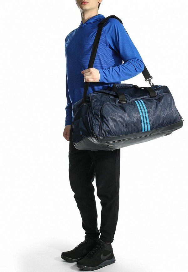 Спортивная сумка Adidas Performance (Адидас Перфоманс) S24767: изображение 3