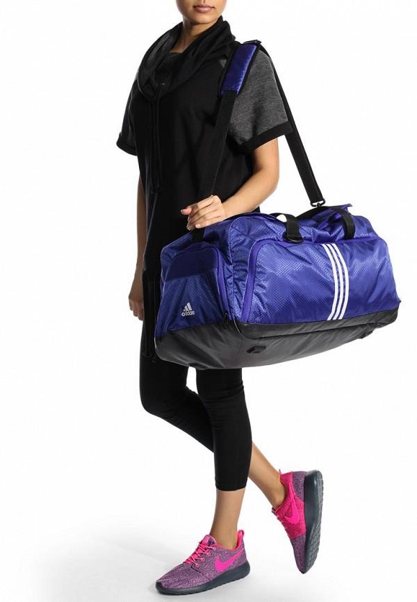 Спортивная сумка Adidas Performance (Адидас Перфоманс) S24768: изображение 4